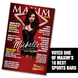 Maxim Sneaky Pete's One of the 16 Best Sports Bars in America