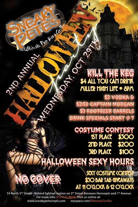 grand casino hinckley halloween party