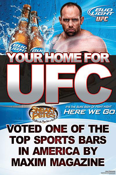 UFC - Minneapolis Bars